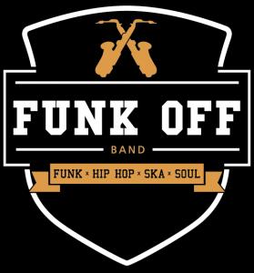 Funk Off Wappen Logo freigestellt png